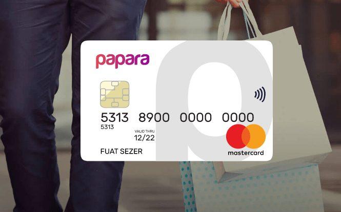 papara-card